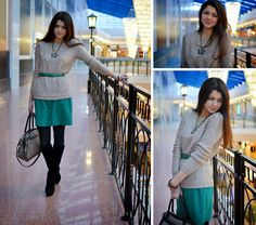 So cold...too cold (by Anastasia Krymova) http://lookbook.nu/look/4377901-So-cold-too-cold
