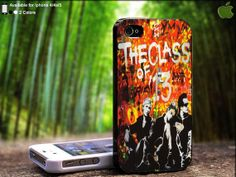 Green Day Class of 13 Fire Design For iPhone 5 / 4 / by SidePucket, $14.89