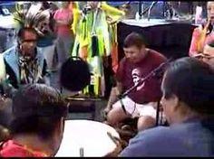 Whitefish Jr's Chicken Dance @ Thunder Falls Pow Wow 2007