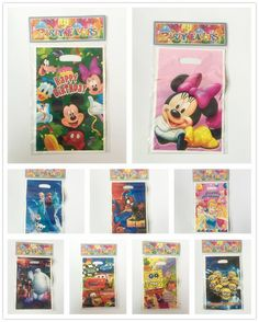 Cheap bag job, Buy Quality bag picnic directly from China bag cake Suppliers: Item Type:6 Plastic bags Style:hello kitty, mickey minnie mouse Color:As PicSize 25cm X 15.5cmMateria