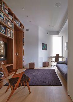 Квартира в Нью-Йорке | Дизайн интерьера, декор, архитектура, стили и о многое-многое другое
