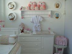 (QT 0240) Coleção corujinhas | PIPEeGUCA decoração infantil,móveis,enxoval,quadros,lembrancinhas,bolsas maternidade,pipe e guca | 315A46 - E...