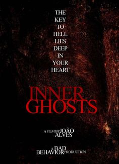The first INNER GHOSTS poster.