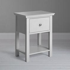 Buy John Lewis Darton Bedside Table Online at johnlewis.com