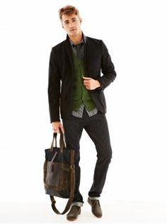 Men's Clothing: Men's Clothing: Head-to-Toe Outfits | Gap