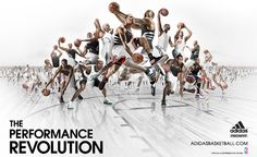 Adidas Techfit campaign: Performance Revolution (Better be stronger or faster?)
