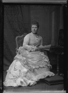 Princess Helena in middle age
