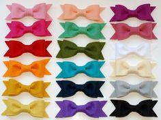 bows, bows, bows, and more bows!