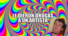 Cellegrini: Este doctor le dio Ácido (LSD) a un artista. Los resultados te sorprenderán.