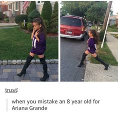 I would not let my child out of the house dressed like that