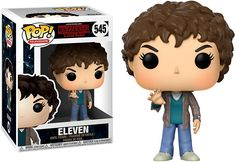 The newest season of the Netflix original series Stranger Things is finally here. We have a brand new series of Pop. Stranger Things Season Two, Strange Things Season 2, Stranger Things Funko Pop, Stranger Things Have Happened, Eleven Stranger Things, Stranger Things Netflix, Funko Pop Dolls, Funko Pop Figures, Pop Vinyl Figures