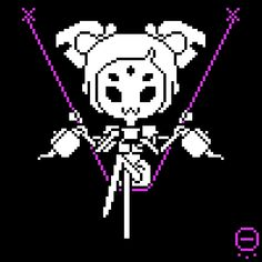 I love this... So much...I forget to pin things like this from people. I actually really like Muffet. Besides from being a spider and all.