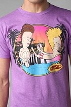 Beavis And Butt-Head Bellyflop Tee  #UrbanOutfitters