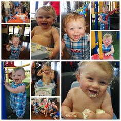 Simply fun birthday party– Pinterest can KISS it!