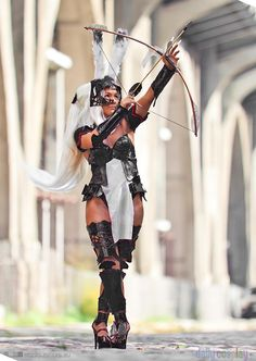 Fran フラン from Final Fantasy XII ファイナルファンタジーXII