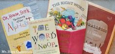 Books for Word Lovers @ Mt. Hope Chronicles -