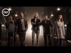 The librarians. TNT