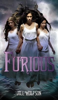 Three high school girls become the avenging Furies of Greek legend.  We were only three angry girls, to begin with. Alix, the hot-tempered...
