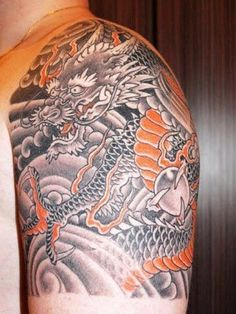 best dragon tattoos on arm - Google Search More