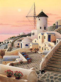 Mykonos (Greece) Windmill