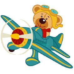 Bears Cartoon Clip Art