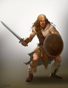 Crude Warrior by Goshun on deviantART