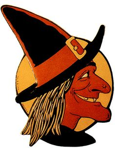 This Smiling Witch Wall Graphic makes a great addition to your next Halloween party. Removable Halloween wall decal is perfect for celebrating the holiday in retro style. Retro Halloween, Vintage Halloween Cards, Vintage Halloween Decorations, Halloween Items, Halloween Photos, Vintage Holiday, Spooky Halloween, Holidays Halloween, Halloween Crafts