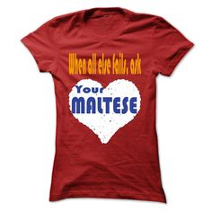 Ask your Maltese