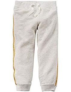 Carters Little Girls Joggers Toddler. >>> Click image to review more details. (This is an affiliate link)