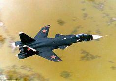 Berkut Su-47 (1997)