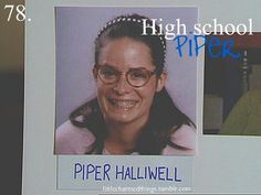 """Little Charmed Things #78 Charmed. Season 3. """"Coyote Piper."""""""