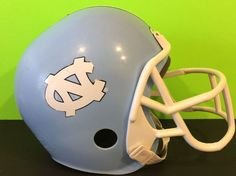 UNC Tarheels Franklin Youth Football Helmet, Not For Contact #Franklin #NorthCarolinaTarHeels