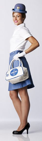 Becoming a Pan Am Stewardess...your step-by-step guide. What a great halloween idea! - What is it about Pan Am that is so fascinating??