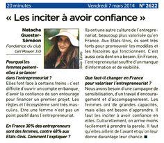Interview de Natacha Quester-Séméon dans 20 minutes France. 20 Minutes, Interview, France, Tights, Self Confidence, French