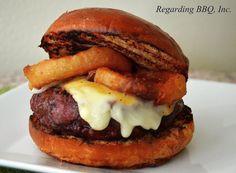Fifty Dollar Ribeye Burger