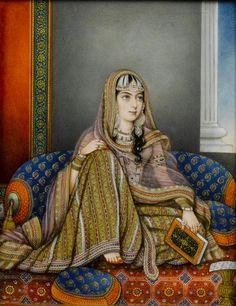 Queen of Akbar