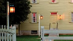 The Inn at Shaker Village, Harrodsburg, KY. Rooms with a view in this living history town museum. The Inn sits in a beautifully preserved 19th C Shaker village. Each room is distinctive and furnished with Shaker furniture & hardwood floors. Rooms, suites and cottages are available.