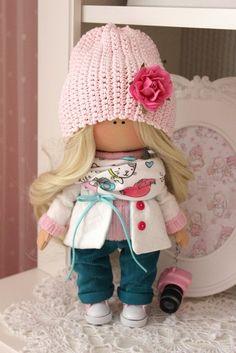 Angelika🌸Интерьерные куклы Екатерины Минькашовой