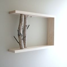 natural white birch wood wall ideas design and decoration house design bedrooms interior decorators Diy Furniture, Furniture Design, Furniture Plans, System Furniture, Furniture Chairs, Garden Furniture, Bedroom Furniture, Outdoor Furniture, Diy Décoration