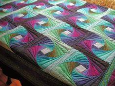 'Kathleen's quilt has left the building'