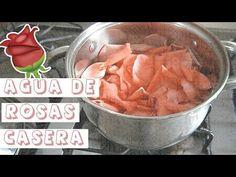AGUA DE ROSAS - Casera