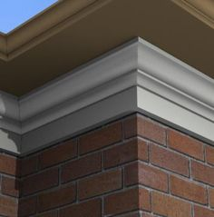19 best Exterior Foam Crown Moulding images on Pinterest | Crown ...