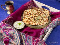 La cocina de Frabisa: Receta PAN NAAN. Cocina Hindú