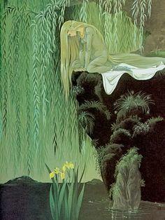 Some of my favorite illustrators - the Grahame Johnstone sisters.