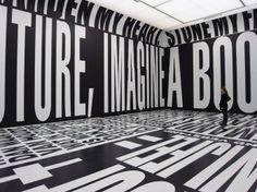 Typography / Kruger01