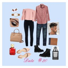 """""""Untitled #11"""" by chrysanthemum-san on Polyvore featuring Cambio, Topshop, Hollister Co., Banana Republic, Lugz, Kate Spade, Dolce&Gabbana, CLUSE, Michael Kors and Gucci"""