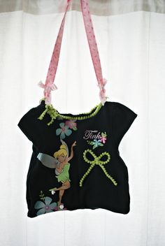 Whimsical Creations: Tinkerbell Bag