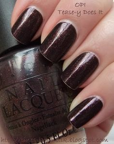 Tines Kosmetikblog: OPI Burlesque Collection (Holiday 2010)