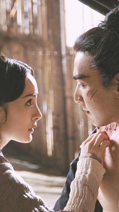 Tam sinh tam thế - Imgur Peach Blossom Tree, Peach Blossoms, Show Luo, Eternal Love Drama, Best Dramas, Cute Actors, Drama Movies, Asian Actors, Korean Drama