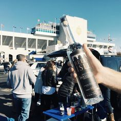 Your tailgate isn't complete without it! Tag us in those game day pics #belleisleshine #moonshine #tailgate